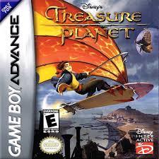 disney u0027s treasure planet box shot game boy advance gamefaqs