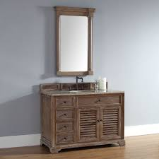 56 inch bathroom vanity james martin furniture copper cove 48 in single vanity