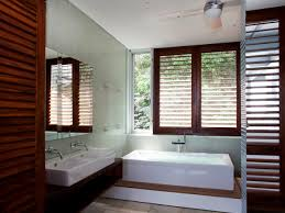 all about the different types of plantation shutters diy contemporary bathroom with wood plantation shutters