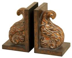 Dragon Bookends Bookends