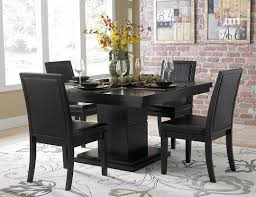 dining room table brilliant black dining room tables designs
