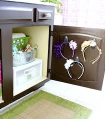 Kitchen Cabinet Door Storage by Kitchen Closet Organization For Cabinet Door Storage Ideas