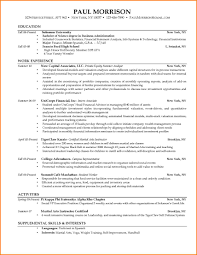 Sample Resume Objectives Fast Food Restaurants by Food Runner Resume Free Resume Example And Writing Download