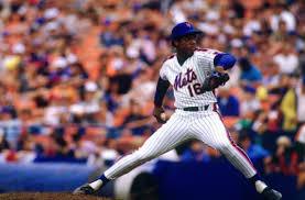 Doc Gooden Ex 1986 Mets - centerfield maz remembering mets history 1986 doc gooden tosses