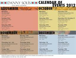 12 best design calendar of events images on calendar