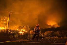 Fire Evacuations Nz by Pilot Fire Grows To 7 Square Miles Some Evacuations Ordered In