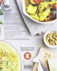 recette de cuisine weight watchers mon cours de cuisine weight watchers le manuel indispensable pour