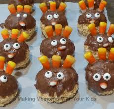 turkey treats for thanksgiving memories with your