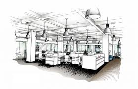 spector group designs first nyc office for interparfums spector