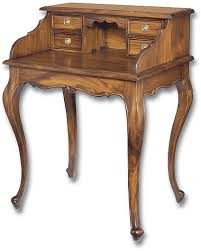 queen anne entry table queen anne secretary writing desk antique desk laurel crown