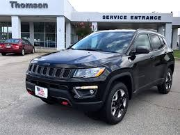 what is a jeep compass 2018 jeep compass trailhawk sport utility in thomson 218000