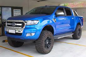ranger ford lifted ford ranger px11 dual cab blue 11111 superior customer vehicles