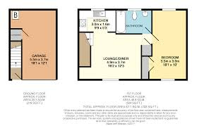 Coach House Floor Plans by 1 Bedroom Coach House For Sale In Spar Close Lower Cambourne