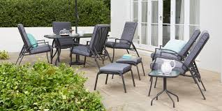 outdoor garden tables uk garden furniture buying guide help advice at homebase co uk