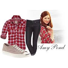 Amy Pond Halloween Costume Amy Pond Polyvore