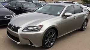 lexus es 350 f sport price lexus certified pre owned atomic silver 2015 gs 350 awd f sports