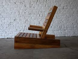 How To Build An Armchair How To Make An Adirondack Chair From Scrap Wood Homejelly