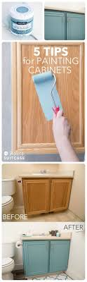 Best Paint For Cabinet Doors Best Paint For Bathroom Cabinets 25 Painting Vanities Ideas On