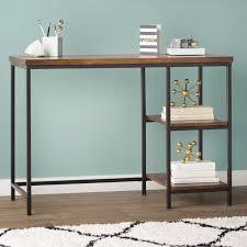 Registry Row Desk Mercury Row Photina Writing Desk U0026 Reviews Wayfair