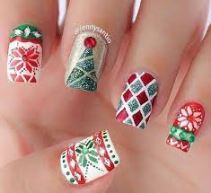 1733 best nail art christmas and winter holidays images on