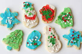 recipe for christmas cookie frosting christmas lights decoration