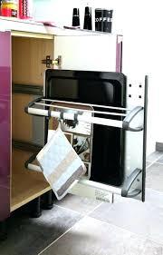 rangement coulissant meuble cuisine cuisine rangement coulissant le rangement cuisine coulissant