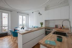 cuisine americaine appartement best cuisine dans appartement haussmannien gallery joshkrajcik us