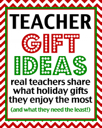 gift ideas 50 real teachers what they really
