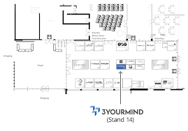 Manufacturing Floor Plan by Meet Us At Additive Manufacturing Forum 2017 3yourmind