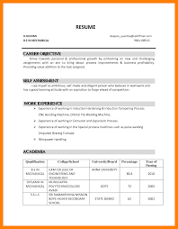 Career Objective Resume Sample by Mba Career Objective For Resume Resume For Your Job Application