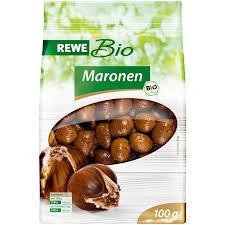 Fertig K He Kaufen Rewe Bio Maronen 100g Bei Rewe Online Bestellen