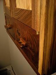 Walnut Cabinet Walnut U0026 Butternut Wall Cabinet U2014 Lohr Woodworking Studio