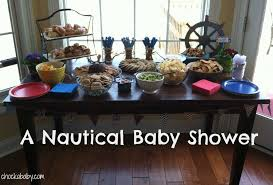 Nautical Baby Shower Decorations - theme party archives page 4 of 29 party themes inspiration
