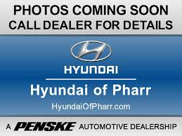 2012 used hyundai tucson limited at toyota of pharr serving