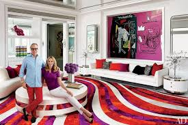 Fashion Designer Bedroom 23 Fashion Designers Their Homes Decoholic