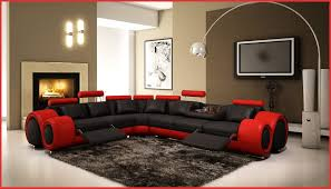 position canap deco in avec canape angle cuir 123660 deco in