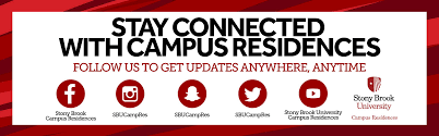 Stony Brook Map Campus Residences