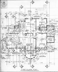floor plan drawing floor plan construction document residence construction
