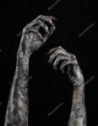 halloween zombie background black hand of death the walking dead zombie theme halloween