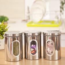 elegant kitchen canisters home design