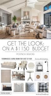 living room design on a budget 1150 farmhouse living room makeover design jumpstart program week