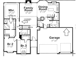 4 bedroom floor plan c 9906 hawks homes manufactured at house