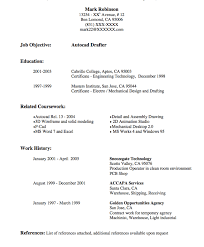 Civil Draughtsman Resume Sample by Autocad Drafter Resume Sample Http Exampleresumecv Org Autocad