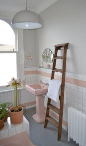 retro pink bathroom ideas spectacularly pink bathrooms that bring retro style back module 13