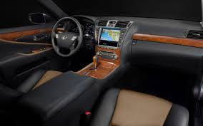 lexus ls430 interior toyota motorsport gmbh shows off its 641 hp twin turbo lexus ls 460