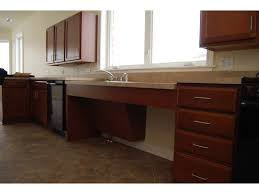 ada accessible kitchen cabinets kitchen cabinet accessible kitchen photo