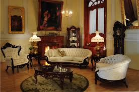Victorian Leather Sofa Victorian Style Living Room Furniture 627 606 Ettacox Com