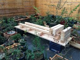 i built my second cedar bonsai bench album on imgur