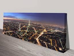 canvas wall art wall art ideas for living room easy canvas wall paris night panoramic canvas wall artjpg