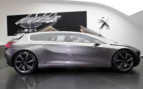 peugeot executive car peugeot hx1 concept 2011 frankfurt motor show motor trend